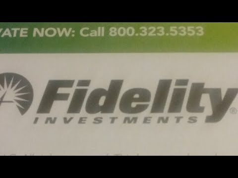 FUNDING FIDELITY WITH YOUR SECRET ACCOUNT