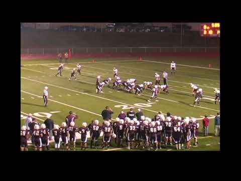 Sauk Centre FB vs Royalton