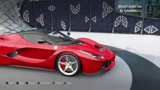 Forza Horizon 3 Ferrari Laferrari Gameplay HD 1080 P