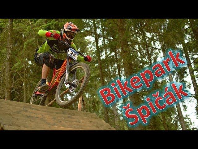 iXS European Downhill Cup - Bikepark Špi?ák - 2018