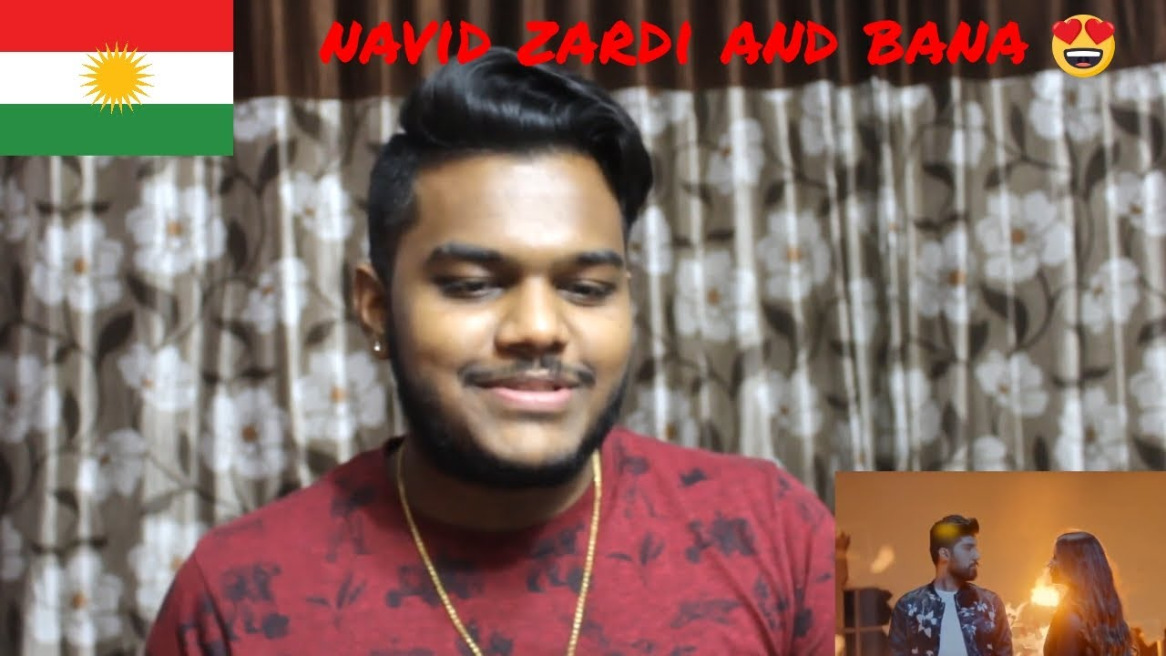Navid Zardi & Bana BRO | KURDISH MUSIC REACTION