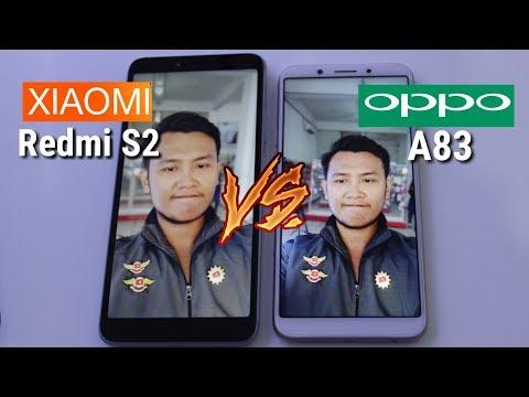 Xiaomi Redmi S2 Vs Oppo A83 - Mana Yang Lebih Baik ???