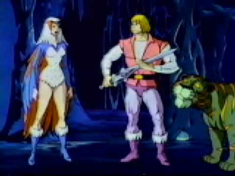 He-man and She-Ra: Secret of the Sword (pt 1) thumbnail