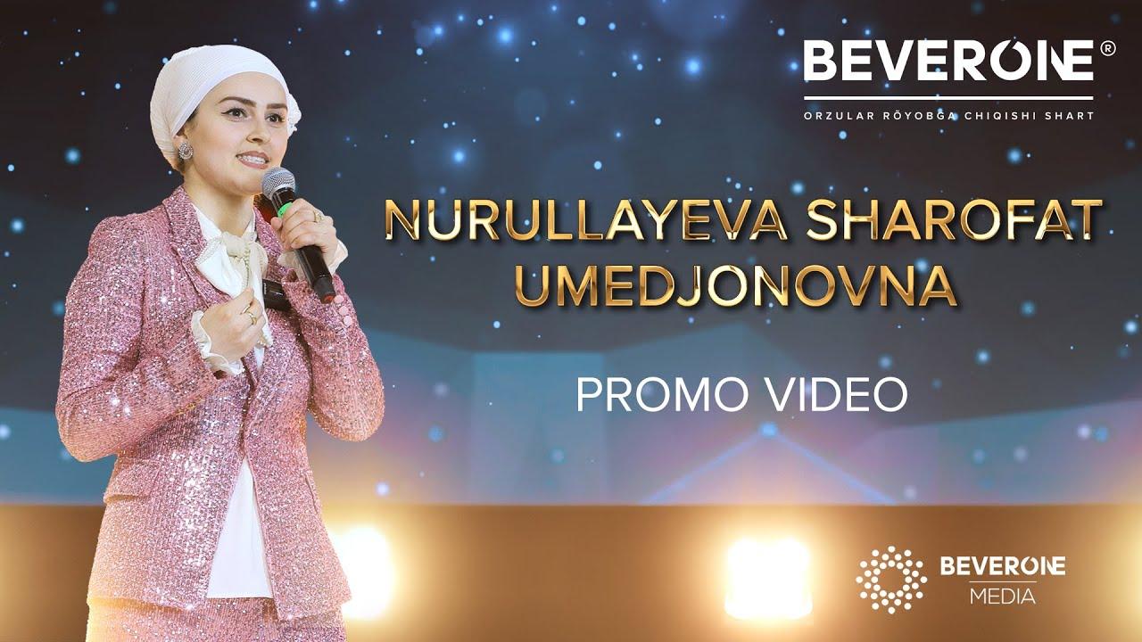 Nurullayeva Sharofat Umedjonovna | Promo Video