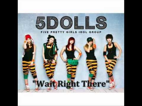 [MP3 DOWNLOAD] 5Dolls- 거기 잠깐 (Wait Right There) w/ Romanized & English Lyrics