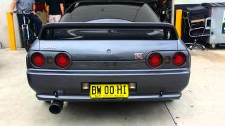 Kim's immaculate R32 GTR walk around