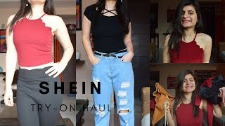 SHEIN Try On Haul + Review | Huge Clothing Haul | Fashion Haul