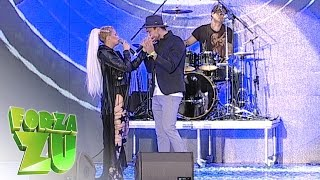 Peter Pop feat. Lora - Singuri in doi (Live la Forza ZU 2016)