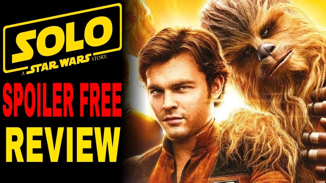 Solo: A Star Wars Story Movie Review (SPOILER-FREE)