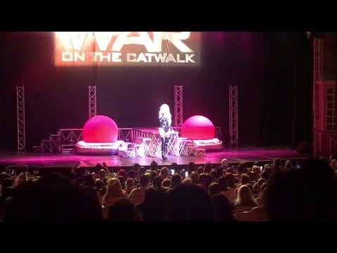 War on the Catwalk @ the Orpheum in Wichita, KS