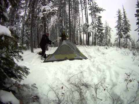Mountain Smith Morrison 2 person Tent & Mountain Smith Morrison 2 person Tent - YouTube