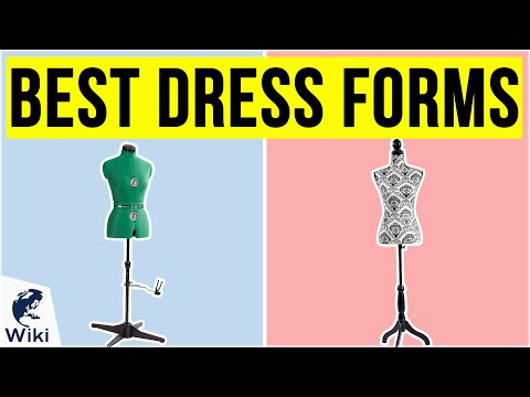 Top 9 Dress Forms Of 2020 Video Review