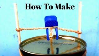 Ide Kreatif, Cara Membuat Alarm Anti Maling ( DIY )