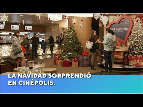 Función Sorpresa Last Christmas: Otra oportunidad para amar.