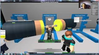 turboboy w / kldude joue roblox gym ep 2:apprendre kldude comment jouer le jeu