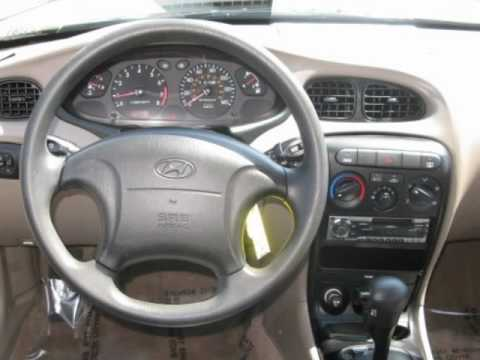 2000 hyundai elantra gls 4d sd youtube. Black Bedroom Furniture Sets. Home Design Ideas