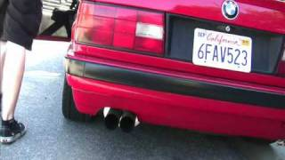 E30 Magnaflow/Straight Pipes