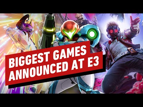 Download E3 2021: The Biggest Games Announced