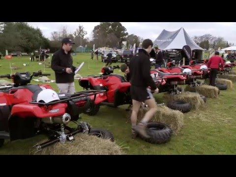 Honda Stories - NZ Young Farmers Contest