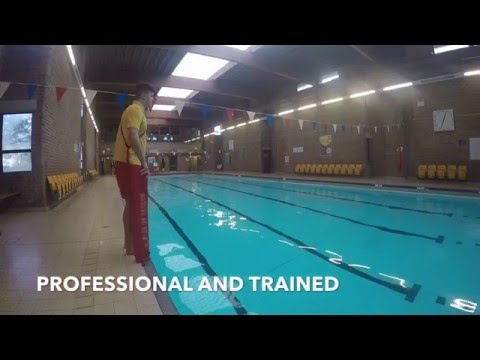 how to train to become a lifeguard