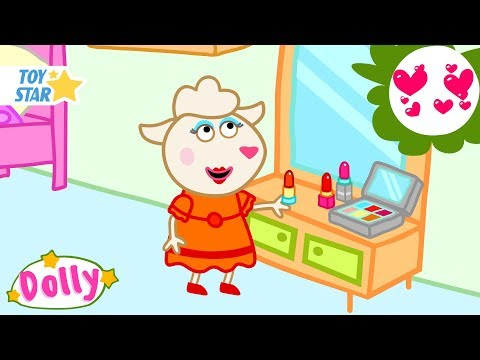 Dolly and friends New Cartoon For Kids | some makeup | Season 1 Episode #129 Full HD