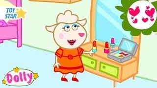 Çocuklar İçin Dolly ve arkadaşları Yeni Çizgi biraz makyaj | Sezon 1 Bölüm #129 Full HD |