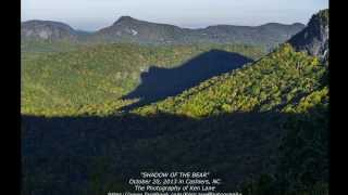 Shadow of the Bear Time Lapse (Cashiers, North Carolina) 2013