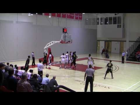 CCSF vs. Chabot College Men's Basketball FULL GAME 1/8/16