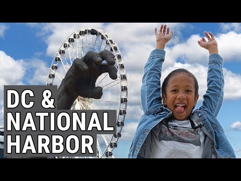 national-harbor-and-washington-dc-vlog---mother's-day-weekend