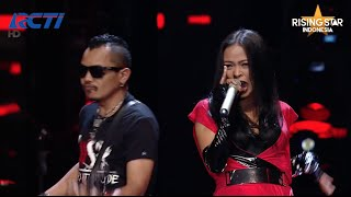 "Kotak ""Rock N Love"" - Rising Star Indonesia Best Of 6 Eps 22"