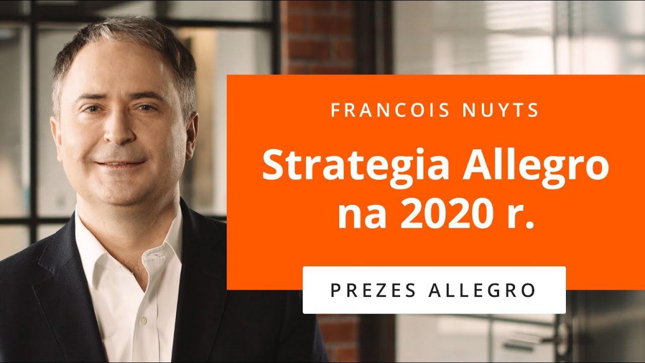 Strategia Allegro 2020 r.