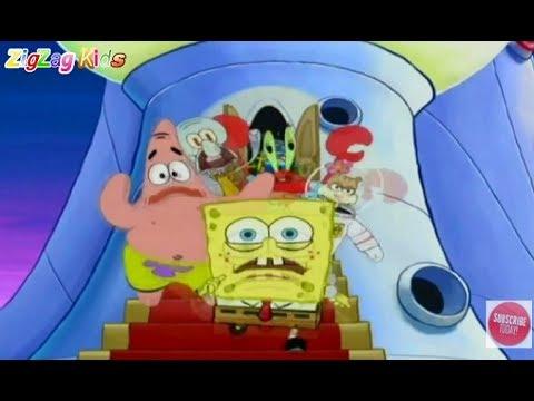SpongeBob Atlantis SquarePantis | Full Movie Game Wii | Esponja | ZigZag Kids HD