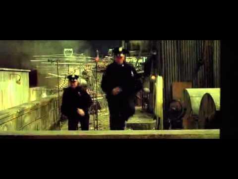 Matrix 1 ilk muhteşem sahne tirinity vs police