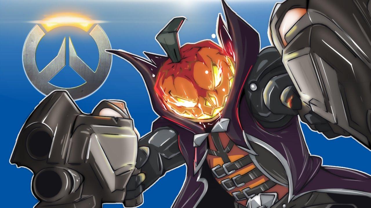 Overwatch Junkensteins Revenge Halloween Terror 1st