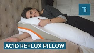 I Tried To Ease My Acid Reflux Symptoms With A Pillow