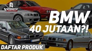 5 BMW Bekas di Bawah 100 Juta! Mobil Eropa Murah tapi Mewah!