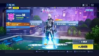 LIVE FORTNITE [PS4: WHAT TO BE THE SKIN INDOMPTÉ ???