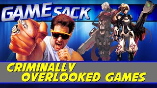 Criminally Overlooked Games - Game Sack