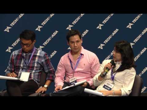 [Startup Asia Singapore 2014] Arena Battle #6 - #10