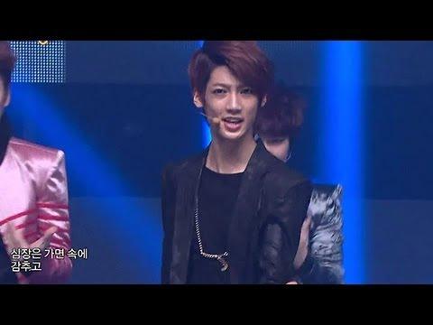 Boyfriend - I Yah, 보이프렌드 - 아이야, Music Core 20130126