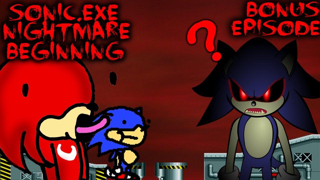 sonic.exe nightmare beginning online free