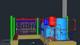 Проектирование 3D котельной(, 2016-03-01T21:31:30.000Z)