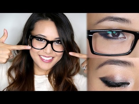 Makeup For Glasses!