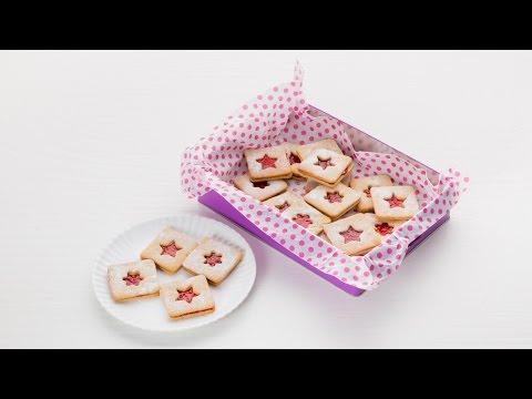 Sandwichkoekjes met jam – Allerhande