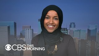 "Minnesota's Ilhan Omar hopes to bring ""unique insight"" into lives of refugees"