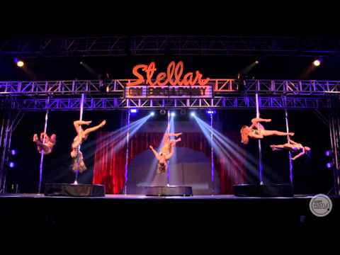 """Stellar On Broadway : 360 Fitness Club Timog, Mixed Class, """"One Night Only"""""""