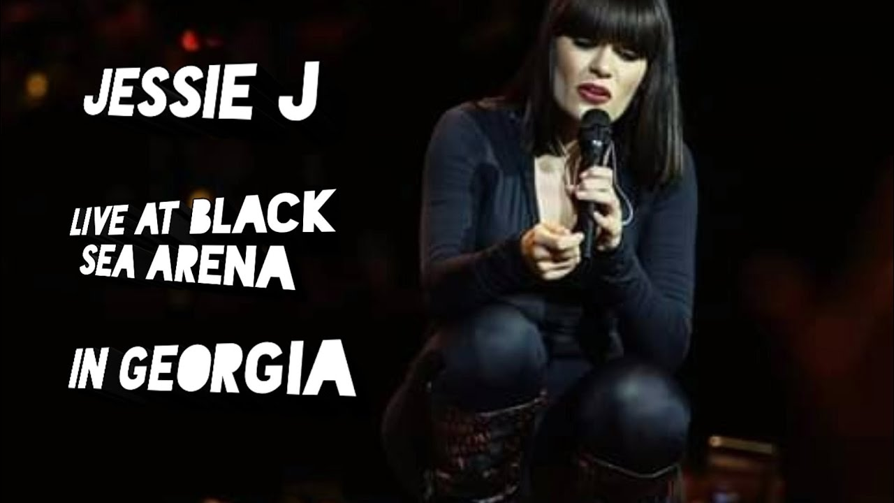 Jessie J Фото jessie j in georgia live at black sea arena 06.08.2019