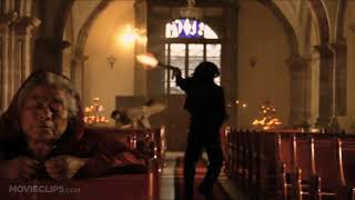 Once Upon a Time in Mexico 4 11 Movie CLIP Church Shootout 2003 HDvia torchbrowser com