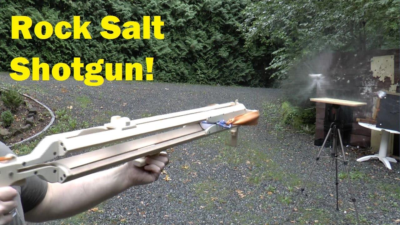 bug a salt on steroids salt shotgun youtube