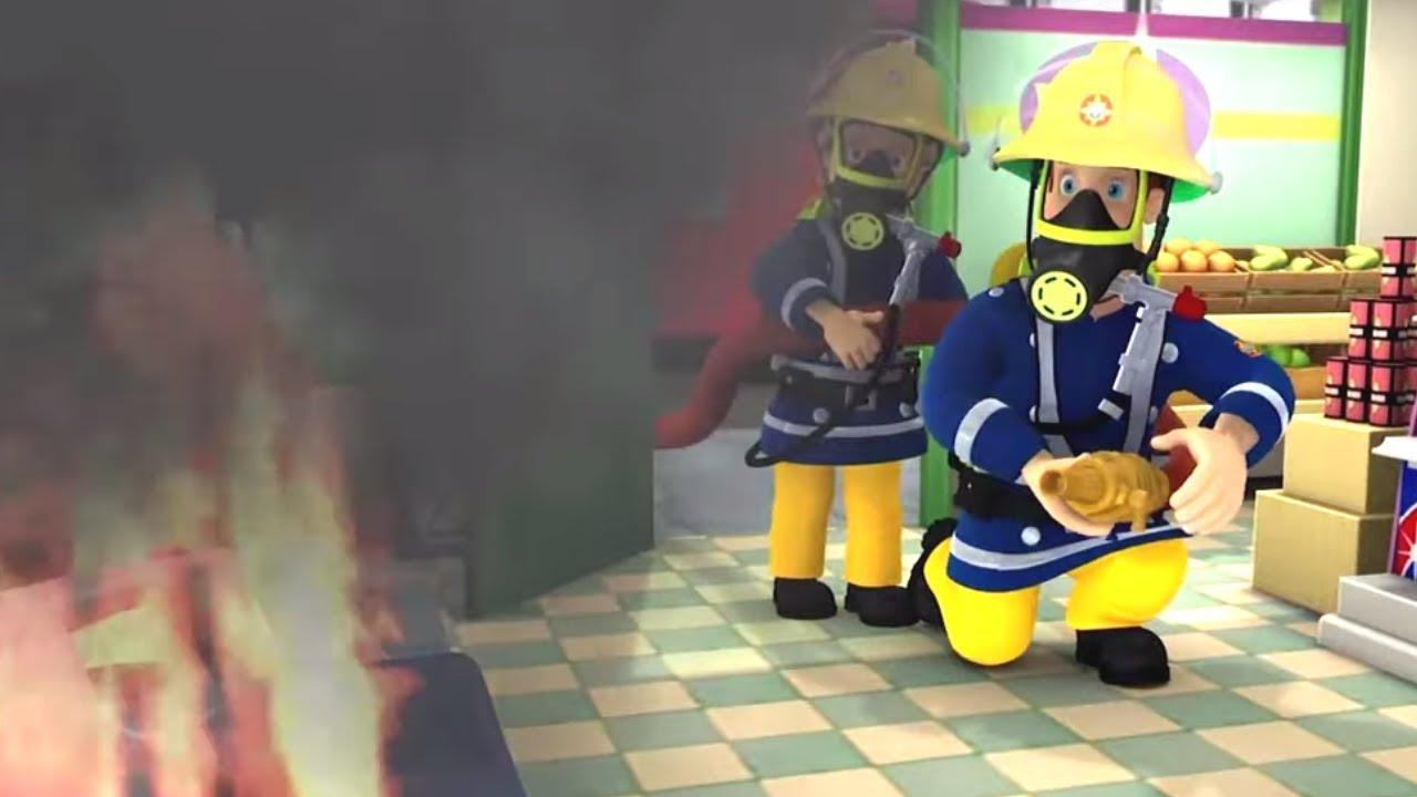 حلقات جديدة من سامي رجل الإطفاء  أسبوع الفضاء   ساعة واحدة   حلقة كاملة من سامي رجل الإطفاء